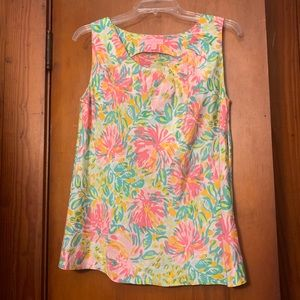 Re-Posh! Lilly Pulitzer Blouse